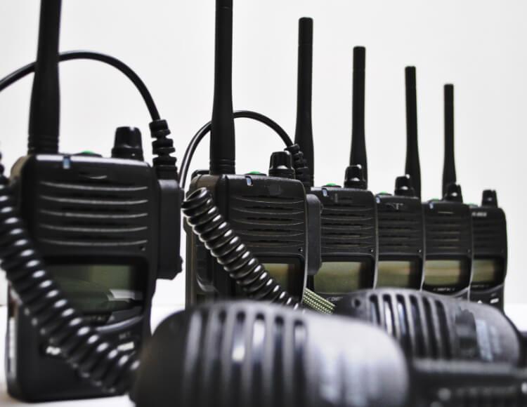 防災行政無線 移動系システム