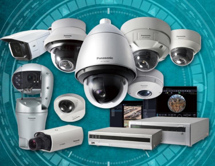 監視カメラ・ネットワークカメラ