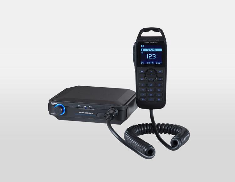 ボイスパケットトランシーバー 業務用IP無線システム