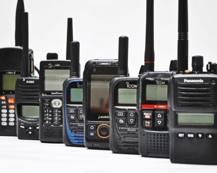 無線機販売・レンタルイメージ