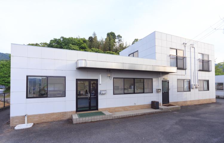 美祢メンテナンスセンター 外観